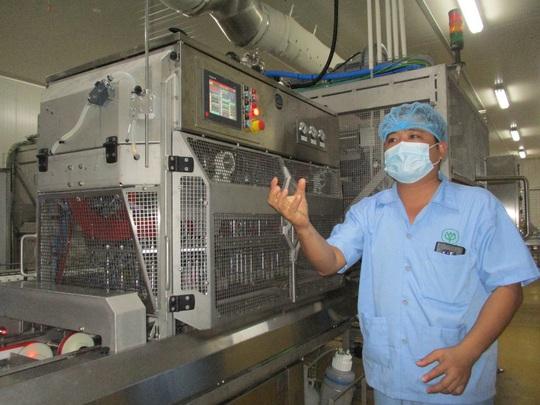 Đại gia thịt gà Thái Lan mở nhà máy hiện đại nhất ở Việt Nam - Ảnh 4.