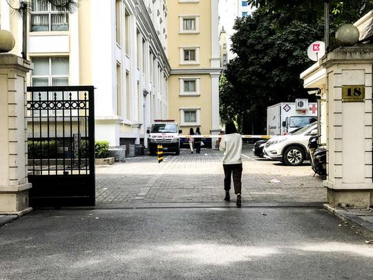 Điều tra nguyên nhân cái chết của Cục trưởng tại trụ sở Bộ Tài chính - Ảnh 1.
