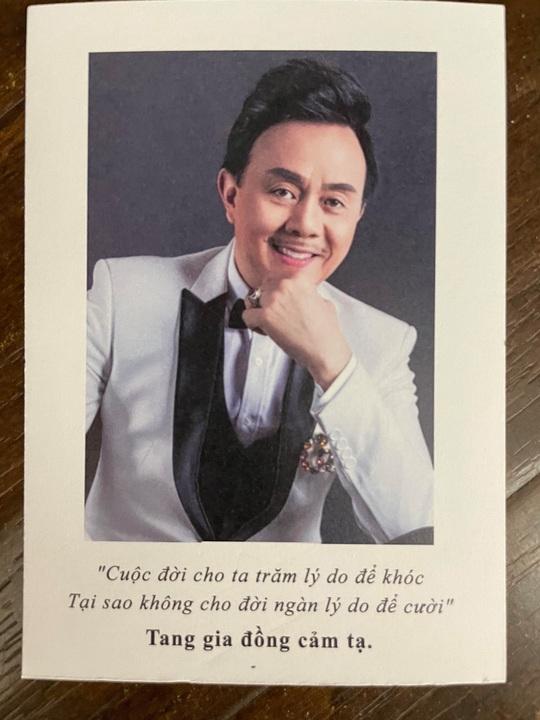 Gia đình cố nghệ sĩ Chí Tài dừng nhận tiền gây quỹ hỗ trợ miền Trung - Ảnh 1.