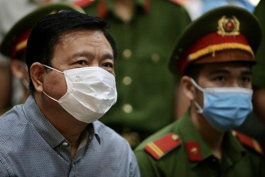 CLIP: Ông Đinh La Thăng bị tuyên phạt 10 năm tù - Ảnh 3.