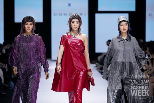 Dàn sao Việt diện váy áo Công Trí đọ sắc trên thảm đỏ - Ảnh 7.