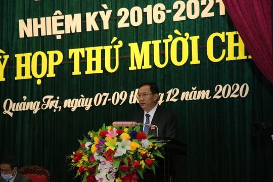 Quảng Trị có tân Phó Chủ tịch HĐND tỉnh - Ảnh 1.