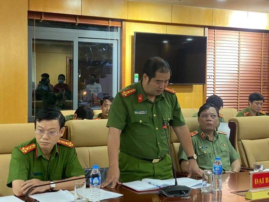 Bộ Công an yêu cầu bà Hồ Thị Kim Thoa về nước để được hưởng khoan hồng - Ảnh 2.