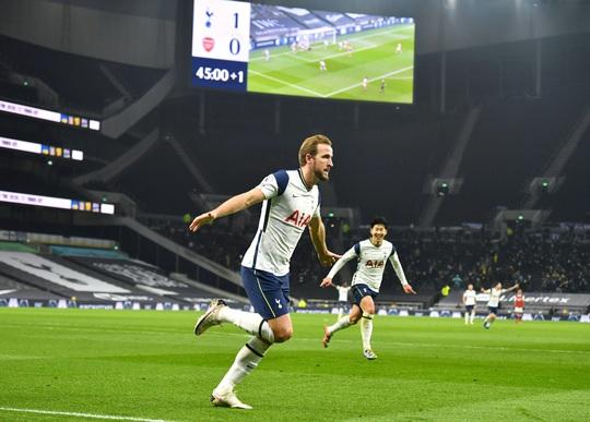 Son Heung-min - Harry Kane tỏa sáng, Tottenham đoạt lại ngôi đầu Ngoại hạng Anh - Ảnh 6.