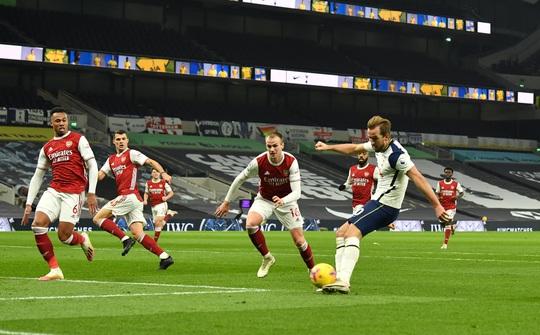 Son Heung-min - Harry Kane tỏa sáng, Tottenham đoạt lại ngôi đầu Ngoại hạng Anh - Ảnh 5.