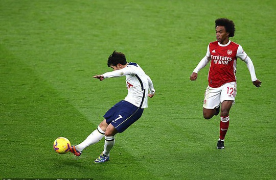Son Heung-min - Harry Kane tỏa sáng, Tottenham đoạt lại ngôi đầu Ngoại hạng Anh - Ảnh 3.