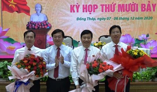 Ông Phạm Thiện Nghĩa được bầu làm Chủ tịch UBND tỉnh Đồng Tháp - Ảnh 1.