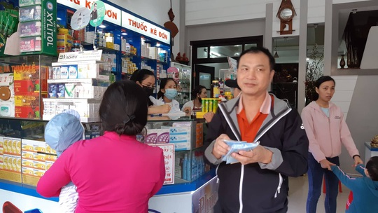 Bí thư Tỉnh ủy Đắk Lắk: Người bán khẩu trang phải có đạo đức kinh doanh - Ảnh 2.