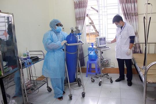 9 người nhiễm virus corona, Vĩnh Phúc thành lập 2 bệnh viện dã chiến - Ảnh 7.