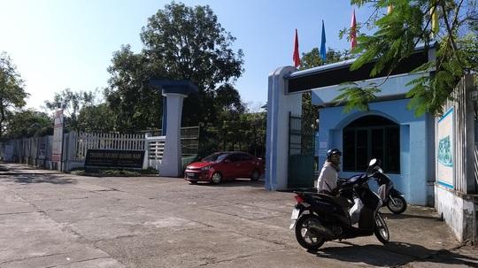 Trường ĐH Quảng Nam muốn là thành viên của ĐH Đà Nẵng - Ảnh 1.