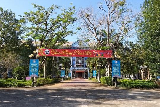 Trường ĐH Quảng Nam muốn là thành viên của ĐH Đà Nẵng - Ảnh 2.