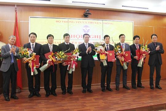 Ông Nguyễn Thanh Lâm làm Cục trưởng Cục Báo chí - Ảnh 1.