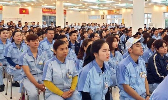 Hà Nội: Nâng chất thỏa ước lao động tập thể - Ảnh 1.