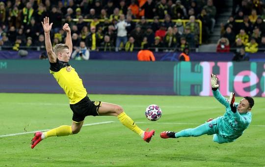 Dortmund thắng to ở Champions League, Haaland lập kỳ tích không tưởng tuổi 20 - Ảnh 5.