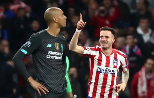 Đương kim vô địch Liverpool thua đau Atletico Madrid - Ảnh 3.