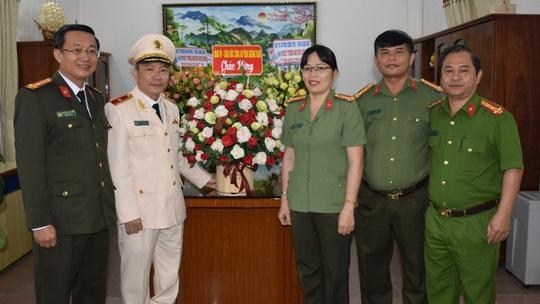 Giám đốc Công an Quảng Nam được thăng hàm thiếu tướng - Ảnh 1.