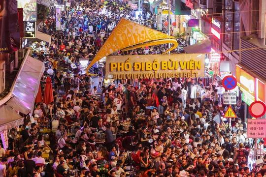 TP HCM muốn thành đô thị du lịch sống động của châu Á - Ảnh 1.