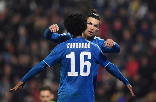 Cristiano Ronaldo: 1.000 trận đấu và kỷ lục ghi bàn Serie A - Ảnh 3.