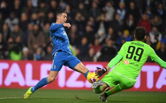 Cristiano Ronaldo: 1.000 trận đấu và kỷ lục ghi bàn Serie A - Ảnh 2.