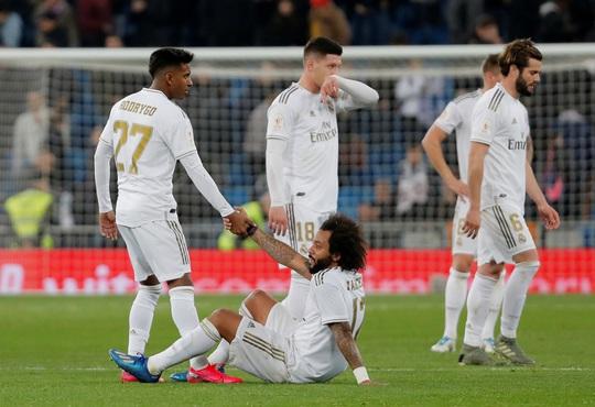 Tháng 2 nghiệt ngã của HLV Zidane và Real Madrid - Ảnh 2.
