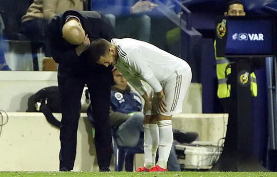 Tháng 2 nghiệt ngã của HLV Zidane và Real Madrid - Ảnh 3.