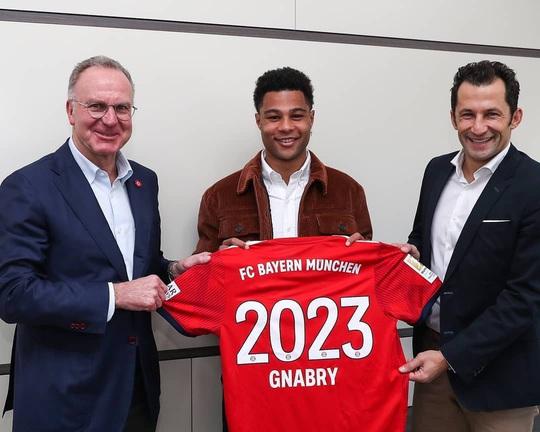 Serge Gnabry: Hàng thải Arsenal, hung thần Champions League - Ảnh 8.
