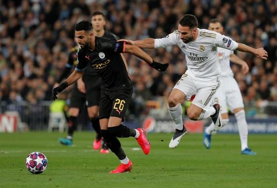 Man City ngược dòng, Real Madrid gục ngã khó tin ở Bernabeu - Ảnh 1.