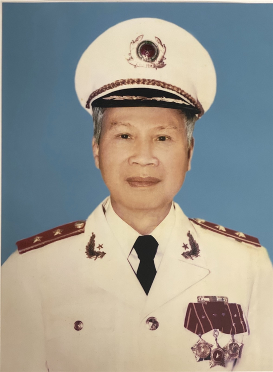 Nguyên Thứ trưởng Công an Phạm Tâm Long qua đời ở tuổi 92 - Ảnh 1.