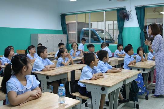 Sở GD-ĐT TP HCM lấy ý kiến phụ huynh về việc cho học sinh đi học lại - Ảnh 1.