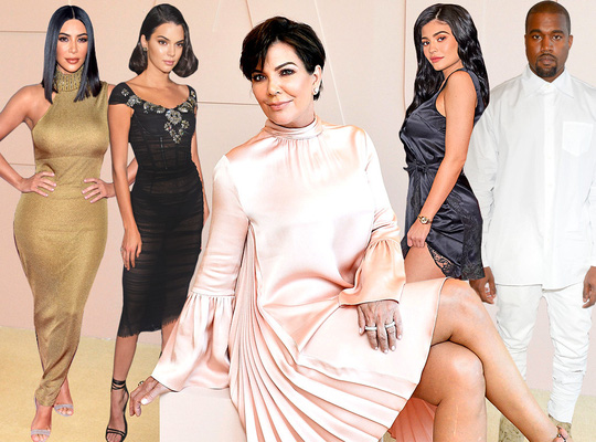 Chị em Kim Kardashian bị chê làm trò khi đánh nhau trên truyền hình - Ảnh 4.