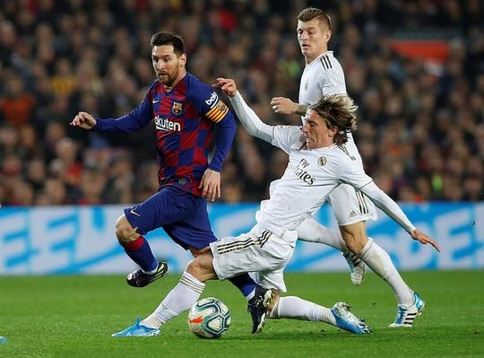 Siêu kinh điển  Real-Barca định đoạt số phận La Liga - Ảnh 1.
