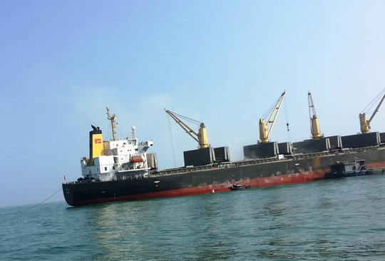 Quảng Bình- Bình Định:  Theo dõi chặt chẽ hàng trăm thuyền viên người Trung Quốc - Ảnh 1.