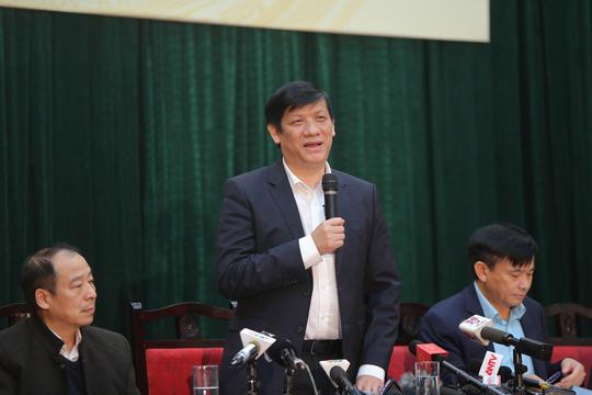 Bộ Y tế thông tin về dịch bệnh virus corona: Việt Nam đã chuẩn bị tất cả các tình huống - Ảnh 2.