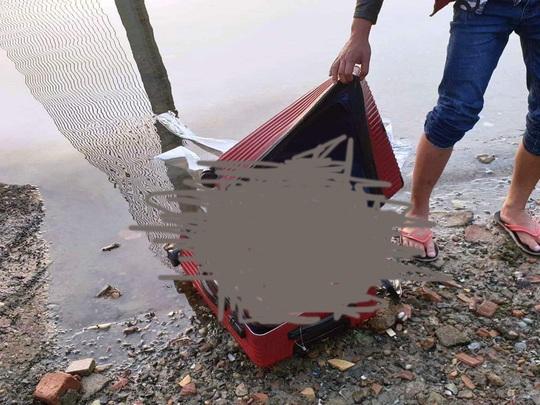 Đà Nẵng: Phát hiện vali chứa thi thể bị chặt khúc trôi dạt trên sông Hàn - Ảnh 1.