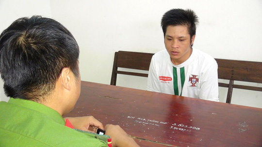 Quảng Nam: Mới ra tù, 2 đối tượng lại trộm nhiều xe máy - Ảnh 2.