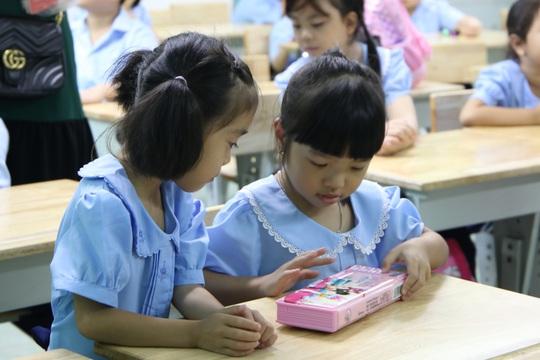 TP HCM dạy học trực tuyến cho học sinh tiểu học - Ảnh 1.