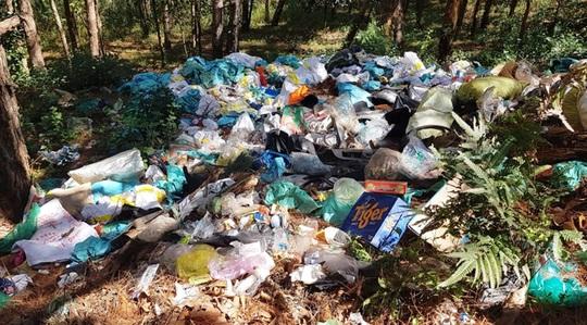 Chùm ảnh rác bủa vây Đà Lạt nhếch nhác, ô nhiễm - Ảnh 7.