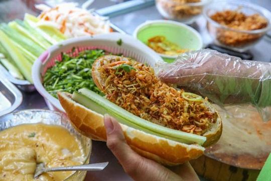 Bánh mì Sài Gòn thăng hoa - Ảnh 2.