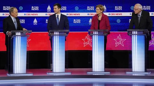 Siêu thứ ba ở Mỹ: 14 bang nhập cuộc, lộ diện đối thủ của ông Donald Trump? - Ảnh 2.