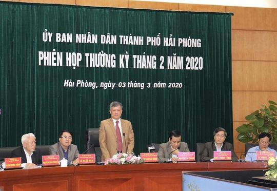 Phó Chủ tịch TP Hải Phòng nói về việc chi 269 tỉ đồng tặng quà người dân - Ảnh 1.