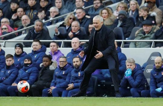 Mourinho và mê cung Tottenham - Ảnh 1.