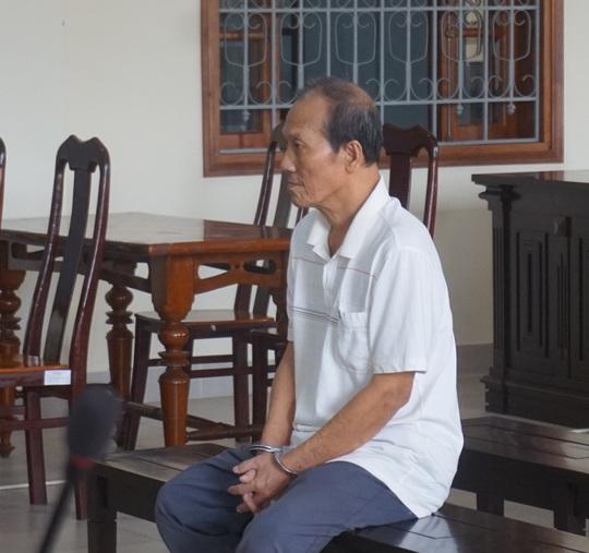 Hiếp dâm bé gái 6 tuổi, cụ ông 78 tuổi lãnh 20 năm tù - Ảnh 1.