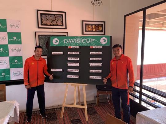 Lý Hoàng Nam sẽ chạm trán tay vợt từng lọt top 100 thế giới - Ảnh 1.