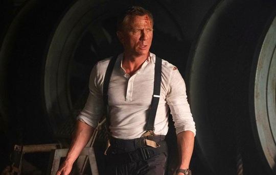 Phần mới điệp viên 007 lùi phát hành vì Covid-19 - Ảnh 1.