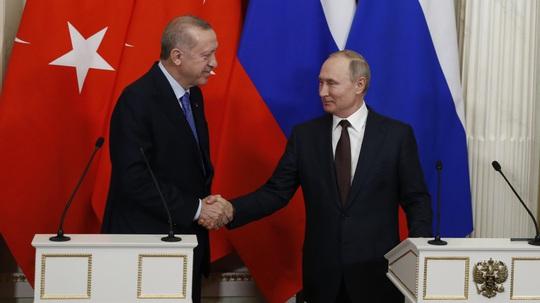 Thổ Nhĩ Kỳ và Nga tuyên bố ngừng bắn ở Syria để giữ thể diện? - Ảnh 1.
