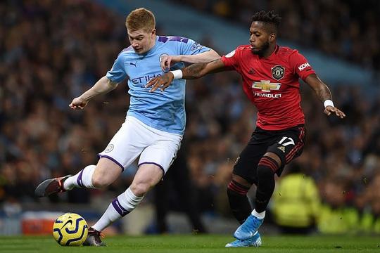 Man United - Man City: Đại chiến thành Manchester - Ảnh 1.