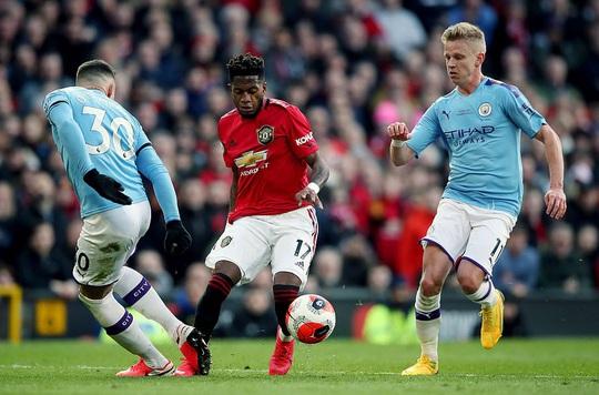 Quật ngã Man City, Man United thắng tưng bừng đại chiến - Ảnh 1.
