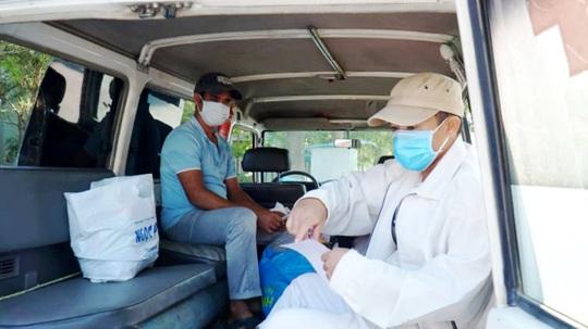 Covid-19: Hai bệnh nhân ở Ninh Thuận xuất viện  - Ảnh 2.