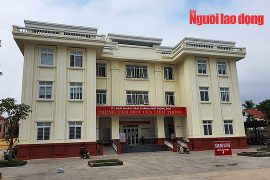 Quảng Bình: Chi nhánh Văn phòng đăng ký đất ngâm gần 13.000 hồ sơ xin cấp sổ đỏ  - Ảnh 1.