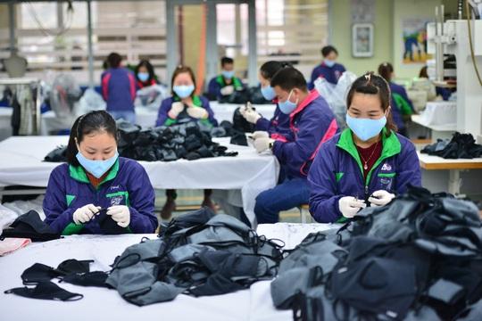 Chính phủ bỏ quy định cấp phép xuất khẩu khẩu trang y tế - Ảnh 1.